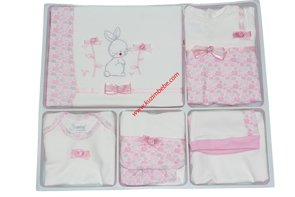 ROSE GİRL 10 LU ZIBIN SET - 558